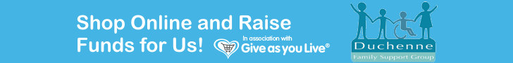Give as you Live™? Every purchase you make online can raise funds for DFSG, at no extra cost.