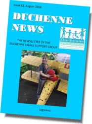 Duchenne News August 2016