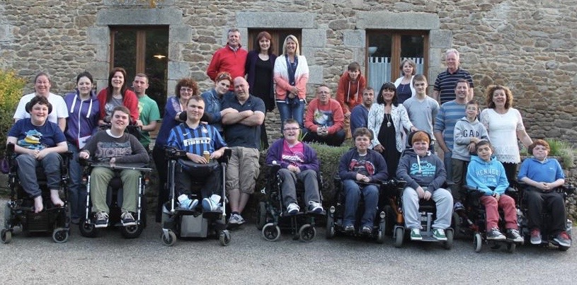 Photo of Families with Duchenne