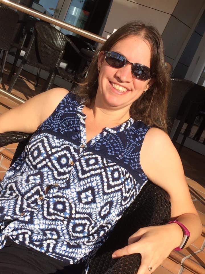 Photo of Joanna Rowlands